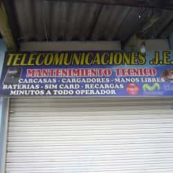 Telecomunicaciones J.E. en Bogotá