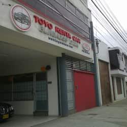 Toyo Renta Car Blindados en Bogotá