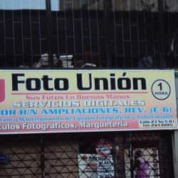 Foto Unión en Bogotá