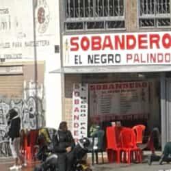 Sobandero El Negro Palindo en Bogotá