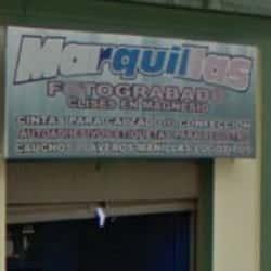 Marquillas en Bogotá
