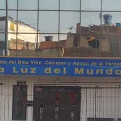 Iglesia La Luz del Mundo en Bogotá
