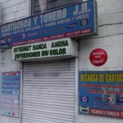 Cartuchos y Toners J.R en Bogotá