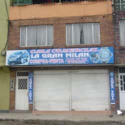Casa Comercial La Gran Milan en Bogotá