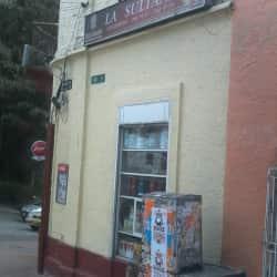 La Sultana Cigarrería  en Bogotá