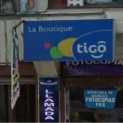 La Boutique Tigo en Bogotá