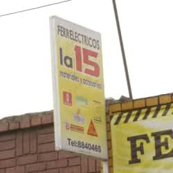 Ferreléctricos La 15 en Bogotá