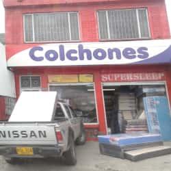 Colchones Supersleep en Bogotá