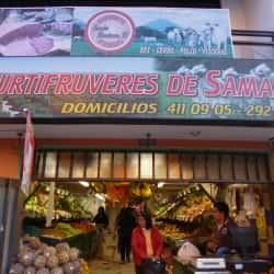 Surtifruver de Samana en Bogotá