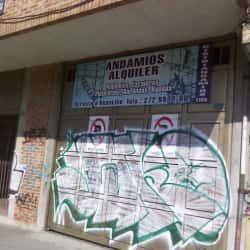 Distriandamios Ltda en Bogotá