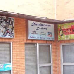 Distribuciones Dislump en Bogotá