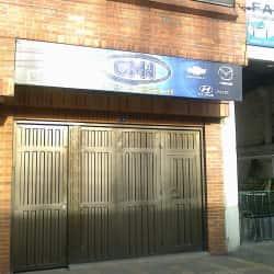 Distribuidora GMN en Bogotá