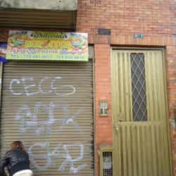 Dulcería Korotos en Bogotá