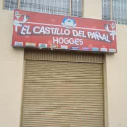 El Castillo del Pañal Hoggies en Bogotá