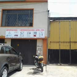 Importaciones y Representaciones Gema Ltda en Bogotá