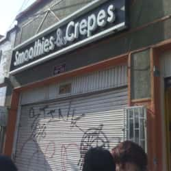 Smoothies Crepes en Bogotá