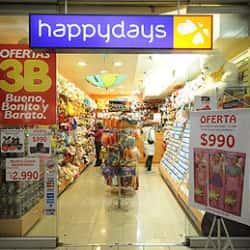 Happy days  en Santiago