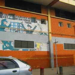 Plaza del Restrepo en Bogotá