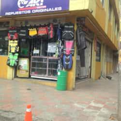 Distribuidor AKT Autorizado en Bogotá