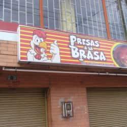 Presas a La Brasa en Bogotá
