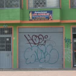 Dotaciones Los Ángeles en Bogotá