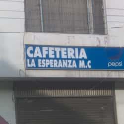 Cafeteria La Esperanza M.C en Bogotá