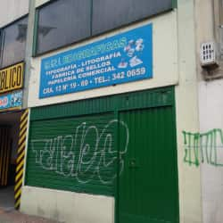 Edigráficas en Bogotá