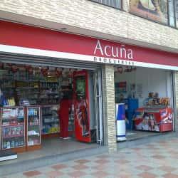 Droguerías Acuña Castilla en Bogotá