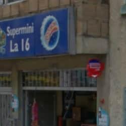 Supermini La 16 en Bogotá