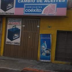 Servilubricantes La Fuente en Bogotá