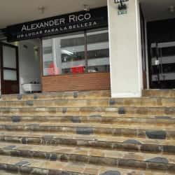 Alexander Rico  en Bogotá