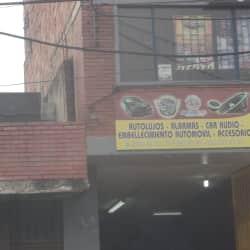 Autolujos en Bogotá