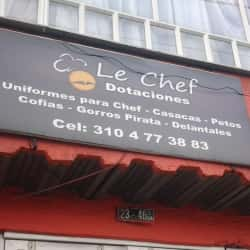La Chef Dotaciones en Bogotá