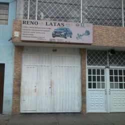 Reno Latas en Bogotá