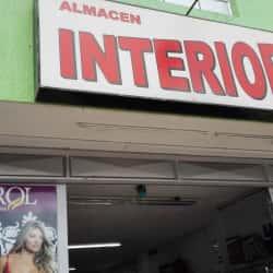 Almacén Interiores  en Bogotá