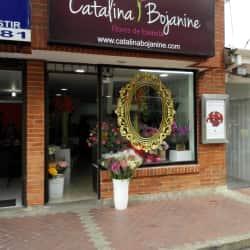 Catalina Bojanine  en Bogotá