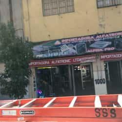Importadora Alfatronic en Santiago