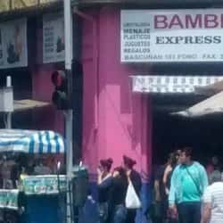 Bambi Express en Santiago