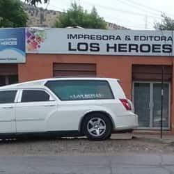 Imprenta Los Heroes en Santiago