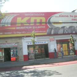 Importadora KM en Santiago
