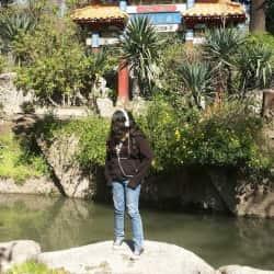Jardín Chino. en Santiago