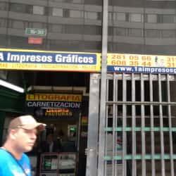 1A Impresos Gráficos en Bogotá