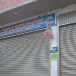 Centro Técnico Especializado J.M en Bogotá