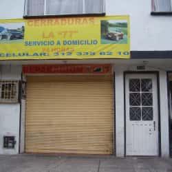 Cerraduras De La ''77''  en Bogotá