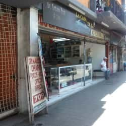 La Casa de la Cremallera en Santiago