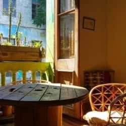 La Maison Café en Santiago