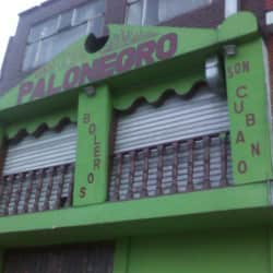 Palonegro en Bogotá