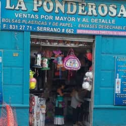 La Ponderosa en Santiago
