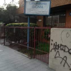 Laboratorio Sigma en Santiago