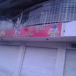 Sonic Pizza en Bogotá